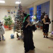 «Путешествие по новогодней планете». Праздник для детей